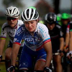 30-08-2017: Wielrennen: Boels Ladies Tour: Arnhem  <br />Roxane Kneteman