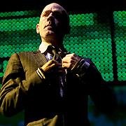 R.E.M. at Madison Square Garden
