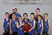 Eastern hills Basketball Grand Final Winner - Winter 2015