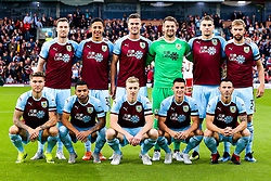 Burnley side to face Olympiakos - Mandatory by-line: Robbie Stephenson/JMP - 30/08/2018 - FOOTBALL - Turf Moor - Burnley, England - Burnley v Olympiakos - UEFA Europa League Play-offs second leg
