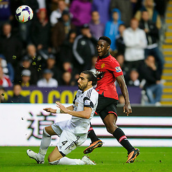 Swansea City v Manchester United