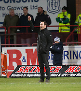 Hearts&rsquo; head coach Ian Cathro Dundee v Hearts in the Ladbrokes Scottish Premiership at Dens Park, Dundee. Photo: David Young<br /> <br />  - &copy; David Young - www.davidyoungphoto.co.uk - email: davidyoungphoto@gmail.com
