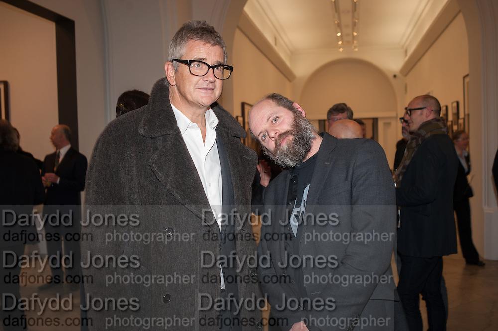 JAY JOPLING; GAVIN TURK, Opening of Bailey's Stardust - Exhibition - National Portrait Gallery London. 3 February 2014