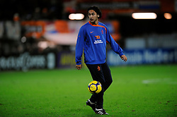 17-11-2009 VOETBAL: JONG ORANJE - JONG SPANJE: ROTTERDAM<br /> Nederland wint met 2-1 van Spanje / Mark van Maarel<br /> ©2009-WWW.FOTOHOOGENDOORN.NL