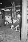 The Fuzztones playing at Dingwalls, Camden, London, UK, 1980s