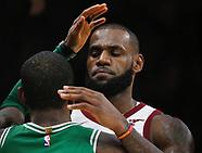 Boston Celtics v Cleveland Cavaliers - 17 Oct 2017
