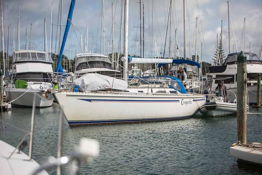 Westhaven Marina September 2016 Photo:Gareth Cooke/Subzero Images