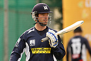 Rob Quiney of the Victorian Bushrangers during the Bushrangers training session held at St Georges Park in Port Elizabeth on the 17 September 2010..Photo by: Shaun Roy/SPORTZPICS/CLT20
