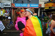 Brighton Pride Celebrations. Brighton Pride street Pictures