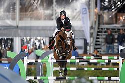 Van Paesschen Constant, BEL, Calore van de Helle<br /> Prijs Seacoast CSI5*<br /> Jumping Antwerpen 2017<br /> © Hippo Foto - Dirk Caremans<br /> 19/04/2017