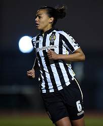 Notts County Ladies FC's Fern Whelan - Mandatory by-line: Paul Knight/JMP - Mobile: 07966 386802 - 23/02/2016 -  FOOTBALL - Stoke Gifford Stadium - Bristol, England -  Bristol City Women v Notts County Ladies - Pre-season friendly