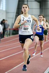 800, heat 6, Grazia, URI<br /> BU Terrier Indoor track meet