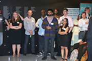 TFL THANK STAFF AFTER THE COMPLETION OF THE DOCUMENTARY OF THE TUBE. THE EVENT WAS HELD AT THE MUSEUM OF LONDON.7.8.13.PIX STEVE BUTLER