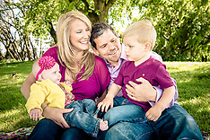 Wiggen Family Portraits | Alta Plaza Park San Francisco