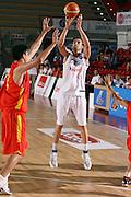 Torneo Internazionale Italia-Cina<br /> christian digiuliomaria