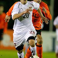 Nederland - Oostenrijk U17 EK Kwalificatie