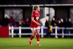 Fay Bryson of Bristol City Women - Mandatory by-line: Ryan Hiscott/JMP - 19/01/2020 - FOOTBALL - Stoke Gifford Stadium - Bristol, England - Bristol City Women v Liverpool Women - Barclays FA Women's Super League