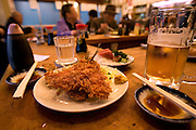 """""""Uo San"""" is an izakaya that is located in Monzen Nakacho in east Tokyo. It is famous for it's fresh fish and low prices"""
