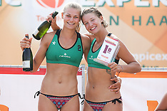 20160724 NED: NK Beachvolleybal, Scheveningen