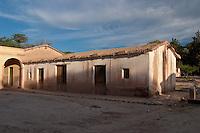 CASA DE ADOBE, MOLINOS, VALLES CALCHAQUIES, PROV. DE SALTA, ARGENTINA