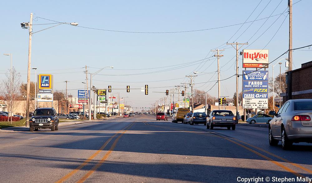 Moline, Illinois on Tuesday November 9, 2010.