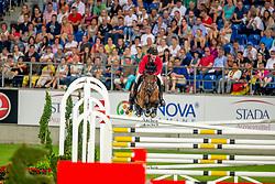 Verlooy Jos (BEL) - Domino <br /> Mercedes-benz Nationenpreis<br /> Weltfest des Pferdesports CHIO Aachen 2014<br /> © Hippo Foto - Dirk Caremans