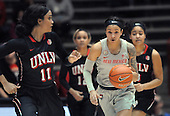 UNM vs UNLV womens basketball
