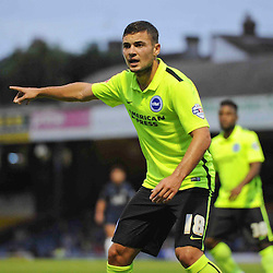 Southend United v Brighton & Hove Albion | Capital One Cup | 11 August 2015
