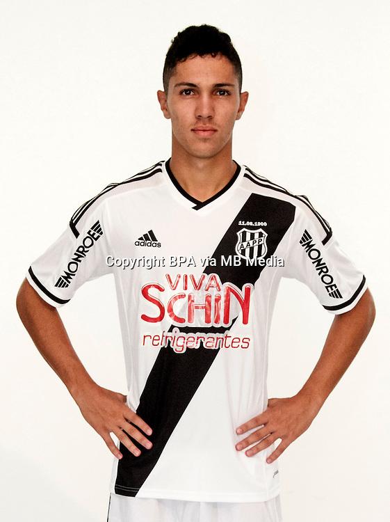Brazilian Football League Serie A / <br /> ( Associacao Atletica Ponte Preta ) - <br /> Leonardo Cereja &quot; Leo Cereja &quot;