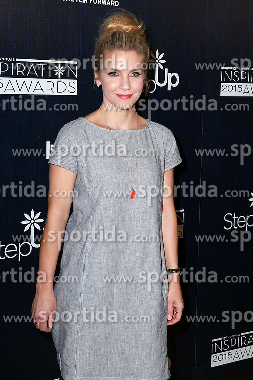 Rhea Seehorn at the Step Up Women's Network 12th Annual Inspiration Awards, Beverly Hilton Hotel, Beverly Hills, CA 06-05-15. EXPA Pictures &copy; 2015, PhotoCredit: EXPA/ Photoshot/ Martin Sloan<br /> <br /> *****ATTENTION - for AUT, SLO, CRO, SRB, BIH, MAZ only*****