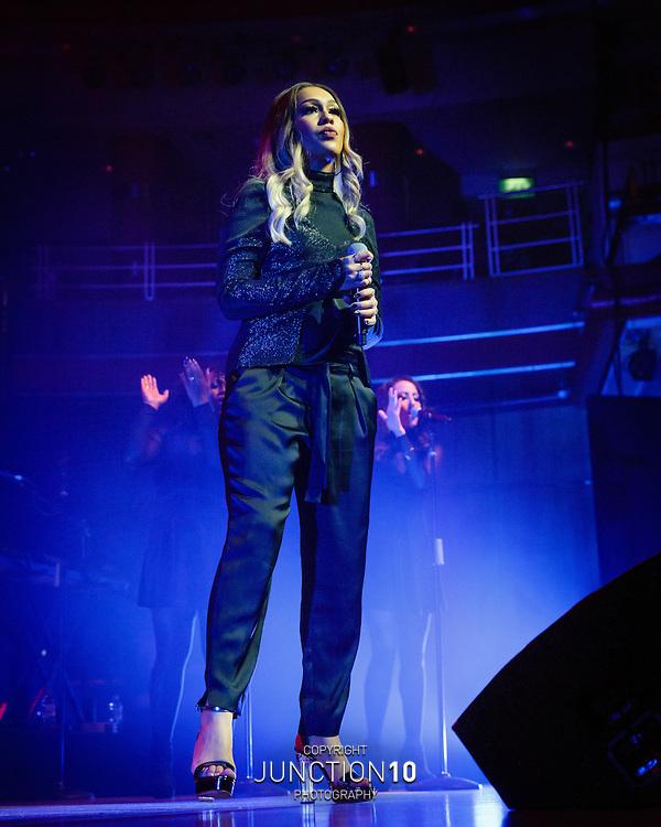 Rebecca Ferguson in concert at the Symphony Hall, Birmingham, United Kingdom<br /> Picture Date: 2 November, 2016