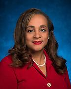 Houston ISD Trustee Rhonda Skillern-Jones poses for a photograph, January 17, 2017.