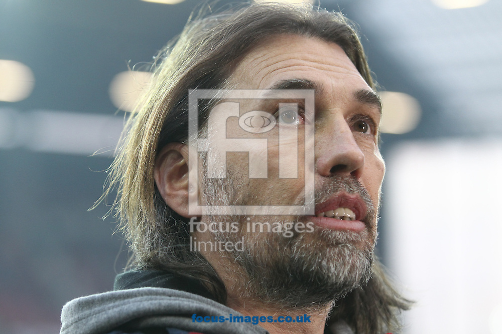 Martin Schmidt, head coach of FSV Mainz 05 during the Bundesliga match at Coface Arena, Mainz<br /> Picture by EXPA Pictures/Focus Images Ltd 07814482222<br /> 29/01/2017<br /> *** UK &amp; IRELAND ONLY ***<br /> <br /> EXPA-EIB-170129-0149.jpg