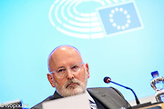JURI committee meeting. Exchange of views with Frans TIMMERMANS, EC first vice-president