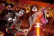 Kiss - Big Boss Graffiti - Miles Schon - Raley Field - 05292011