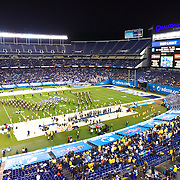 San Diego Poinsettia Bowl Qualcomm Stadium 2016
