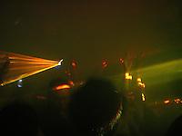 Dance club, Shanghai, China. 2007