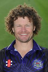 Gloucestershire player Hamish Marshall - Photo mandatory by-line: Dougie Allward/JMP - 07966 386802 - 10/04/2015 - SPORT - CRICKET - Bristol, England - Bristol County Ground - Gloucestershire County Cricket Club Photocall.