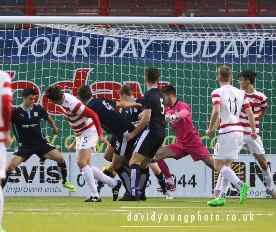 - Hamilton v Dundee - SPFL development league at New Douglas Park<br /> <br />  - &copy; David Young - www.davidyoungphoto.co.uk - email: davidyoungphoto@gmail.com