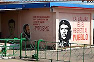 Che and Fidel in Candelaria, Artemisa, Cuba.