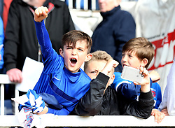 Hartlepool United fans - Mandatory by-line: Robbie Stephenson/JMP - 06/05/2017 - FOOTBALL - The Northern Gas and Power Stadium (Victoria Park) - Hartlepool, England - Hartlepool United v Doncaster Rovers - Sky Bet League Two