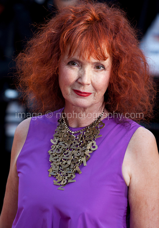 Actress Sabine Azema arriving to the Closing Ceremony and awards at the 70th Cannes Film Festival Sunday 28th May 2017, Cannes, France. Photo credit: Doreen Kennedy