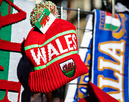 A general view of Principality Stadium, home of Wales merchandise<br /> <br /> Photographer Simon King/Replay Images<br /> <br /> Six Nations Round 1 - Wales v Italy - Saturday 1st February 2020 - Principality Stadium - Cardiff<br /> <br /> World Copyright © Replay Images . All rights reserved. info@replayimages.co.uk - http://replayimages.co.uk