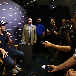 D1801NMT NASCAR Media Tour at Charlotte Convention Center in Charlotte, North Carolina.