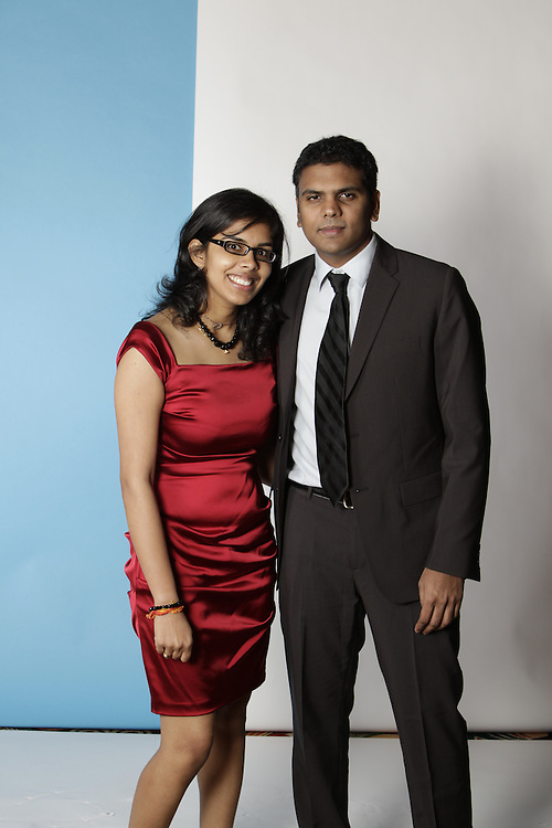 Photograph from the 2012 Bechtel Employees' Club Holiday Dinner Dance on Saturday, December 8 at the Hilton Americas Hotel