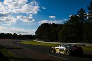 June 14-19, 2016: 24 hours of Le Mans. ASTON MARTIN RACING, ASTON MARTIN V8 VANTAGE, Paul DALLA LANA, Pedro LAMY, Mathias LAUDA, LM GTE AM