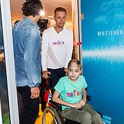 20180904 Armin van Buuren opent muziekstudio in het Maxima Centrum