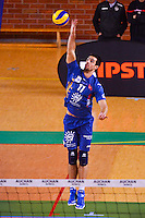 Franck LAFITTE  - 13.12.2014 - Tourcoing / Montpellier - 11eme journee de Ligue A<br /> Photo :  Dave Winter / Icon Sport *** Local Caption ***
