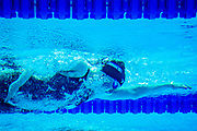 Zara Mullooly of Great Britain in action in the Women's 400 m Freestyle S10 heats  at the World Para Swimming Championships 2019 Day 3 held at London Aquatics Centre, London, United Kingdom on 11 September 2019.