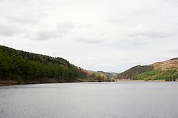 Derwent Reservoir in the Peak National Park..http://www.pauldaviddrabble.co.uk.25 March 2012 .Image © Paul David Drabble